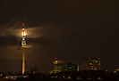 Vollmond Donauturm_1