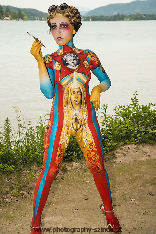 Bodypainting 2014_12